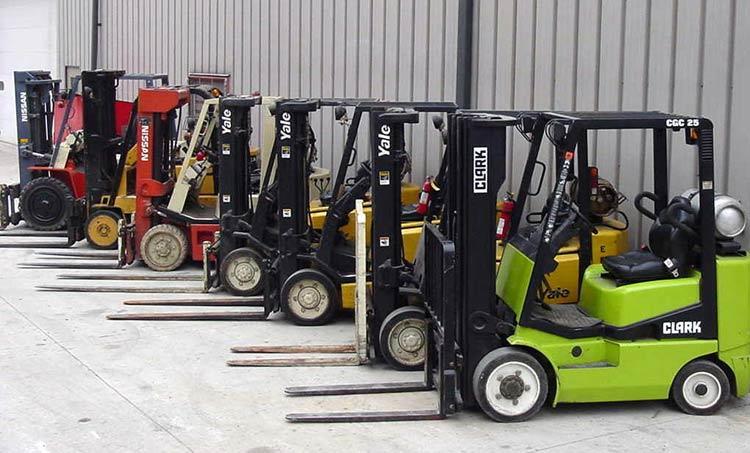 Forklift Operator Training in Brakpan 2